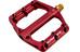 Sixpack Millenium Pedal Al Ti red